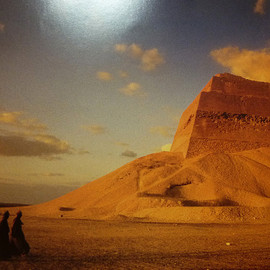 Egypt - Pyramid of King Sneferu