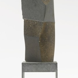 Isamu Noguchi / イサム・ノグチ - MANNARI Executed in 1982.