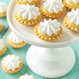 cute lemon tarts