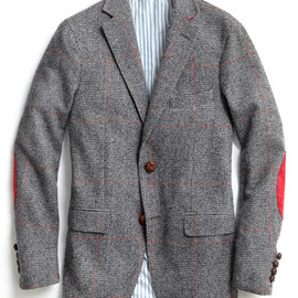 GANT BY MICHAEL BASTIAN - GANT by Michael Bastian Prince of Wales Two-Button Blazer at Park & Bond