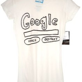 search or destroy tee