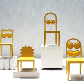56th Studio - The Simpsons Chair Set