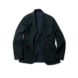 SOPHNET. - REVERSIBLE 3 BUTTON JACKET