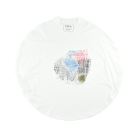 "COSMIC WONDER Light Source - ""Basket"" CIRCULAR T-SHIRT"