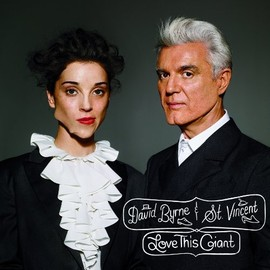 Dvid Byrne & St.Vincent - Love This Giant