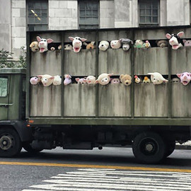 Banksy - Sirens of the Lambs