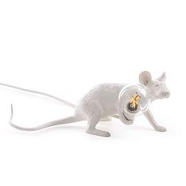 SELETTI - Mouse Lamp Lyie Down