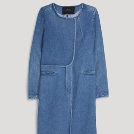Rachel comey - Addis Trench -Denim