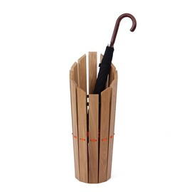 Method Studio x London Undercover - Oak Umbrella Stand