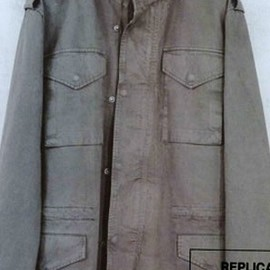 Maison Martin Margiela - Photographer parka jacket