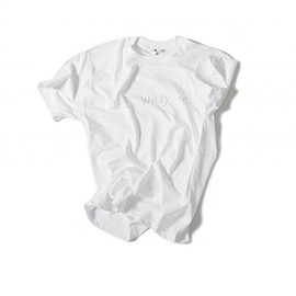 OMIYAGE - HE WHO ME  TEE  WHITE