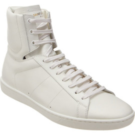 SAINT LAURENT - Classic High Top Sneaker