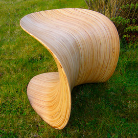 ODEChair - Leaf Stool