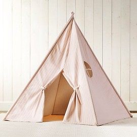 Restoration Hardware - Printed Canvas Play Tent