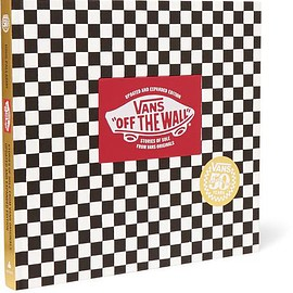 Abrams - Vans: Off The Wall 50th Anniversary Edition Hardcover Book