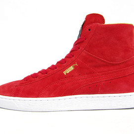 Puma - GOLDEN CLASSIC SUEDE MID 「THE GOLDEN CLASSIC PACK」
