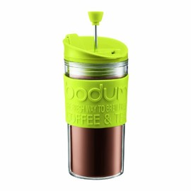 BODUM - TRAVEL PRESS SET 0.35L GR