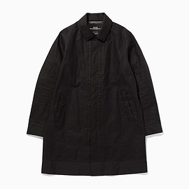 the POOL aoyama x White Mountaineering - Black Mountaineering by White Mountaineering ステンカラーコート