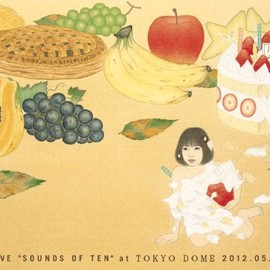 "YUKI - YUKI LIVE""SOUNDS OF TEN"" at TOKYO DOME 2012.05.06 [Blu-ray]"