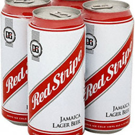 Red Stripe - Jamaica Lager Beer