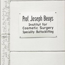 Joseph Beuys - 'Multiples, Books and Catalogues from the Collection of Dr Speck' 1975