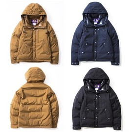 THE NORTH FACE PURPLE LABEL - 65/35 Mountain Short Down Parka (14AW)