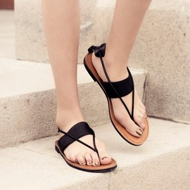 &other stories - FLAT LEATHER SANDALS