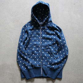 Curly - DOT ZIP PARKA