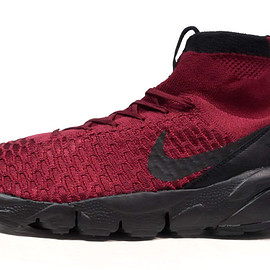 "NIKE - AIR FOOTSCAPE MAGISTA FK FC ""NIKE F.C."" ""LIMITED EDITION for NSW BEST"""