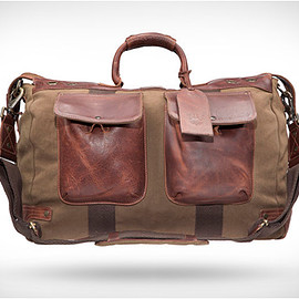 WILL LEATHER GOODS - TRAVELER DUFFLE