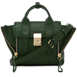 3.1 Phillip Lim - 3.1 phillip lim Pashli Mini Satchel in Jade