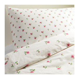 IKEA - EMELINA KNOPP Duvet cover and pillowcase