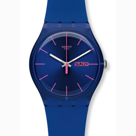 Swatch - Originals New Gent Royal Blue Rebel