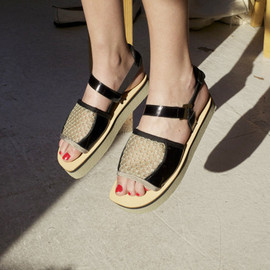 SIMONA VANTH - ARIZONA SANDAL, QUARZO