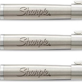 Sharpie - Sharpie Stainless Steel Permanent Marker