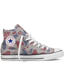 Converse - Chuck Taylor Washed Camo