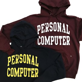 mas. - PERSONAL COMPUTER UNIVERSITY ECO FLEECE PULLOVER HOODED