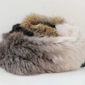 YVES SALOMON - Fur Snood