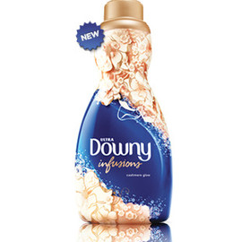 Downy - Ultra Infusions Liquid Fabric Softener 48 Loads, Cashmere Glow,