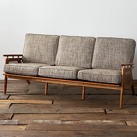ACME FURNITURE - WICKER SOFA