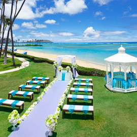 HAWAII - THE KAHALA OCEAN WEDDING