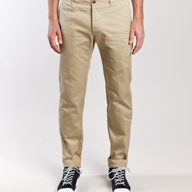 wings + horns - westpoint twill chino pant