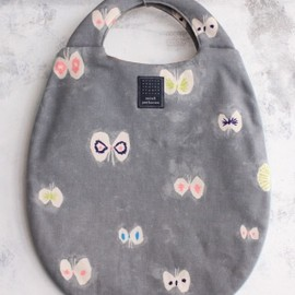 mina perhonen - hana hane egg bag(GY)