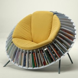 Bookshelf Chair - Bookshelf Chair