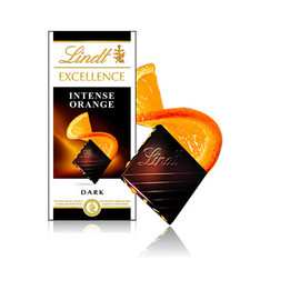 Lindt - Orange Intense