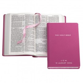 Smythson - The Holy Bible, Magenta Collection - Smythson - Collections