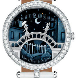 Midnight Poetic Wish Watch