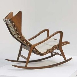 Gio Ponti - Rocking Chair
