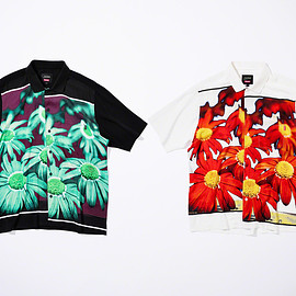 Supreme, Jean Paul Gaultier - Flower Power Rayon Shirt