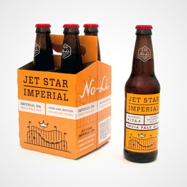 No-Li Brewhouse - JET STAR IMPERIAL IPA
